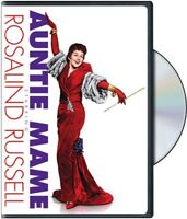 Auntie Mame [New DVD] Dubbed, Eco Amaray Case, Repackaged, Subtitled, Widescre