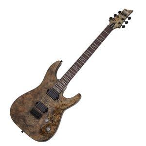 Schecter Omen Elite-6 Electric Guitar - Charcoal