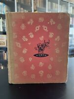FIRST EDITION - The Story of Ferdinand - Munro Leaf 1936 - 2nd Printing