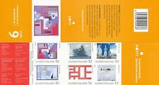 Finland 2008 MNH Booklet - Finnish Painters - Paintings - Issued Sept 5,2008