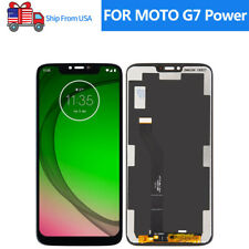 For Motorola Moto G7 Power XT1955-5 LCD Display Touch Screen Digitizer US