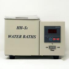 Digital Lab Heating Thermostatic Water Bath | Single Hole Chamber | 300 W Heat