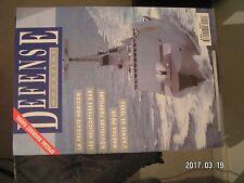 ** Défense magazine n°12 hélicoptère SAR / Torpilles / Martha / Horizon