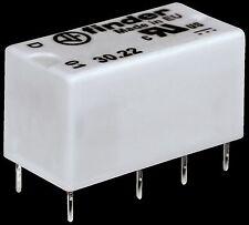 RELE MINI FINDER 12V 2A 2CC PCB Serie 3022