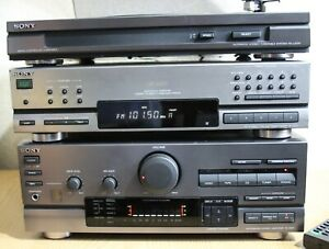 SONY TA-D507 COMPONENT STEREO SYSTEM-SUPERB SOUND-bargain