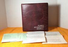 PSA Vintage Flight Attendant Manual