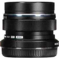 Olympus Zuiko Digital ED 12mm f/2.0 Lens