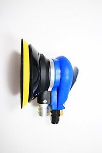 "5"" Palm Air Sander Random Orbital Auto Body orbit DA Sander Tools 10,000RPM"