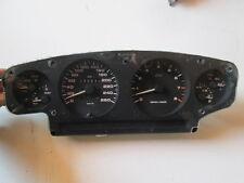 Contachilometri, quadro strumenti Fiat Coupè Turbo 16v. 33.592 km.  [4079.16