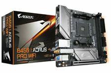 GIGABYTE B450 I AORUS PRO WIFI,Socket AM4,Intel Motherboard