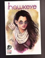 RARE 5 LOT ALL NEW HAWKEYE PHANTOM VARIANT EDITION COMIC BOOKS 001