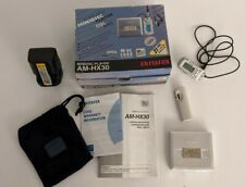 More details for aiwa am-hx30 personal minidisc player, remote and original box