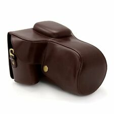 Coffee Color Retro Vintage Camera Bag Cover Case for Canon EOS 1100D 1200D 550D