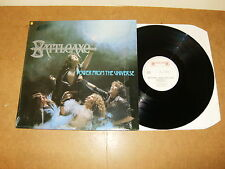 LP (Holland press) - BATTLEAXE : POWER FROM THE UNIVERSE - ROADRUNNER 9845