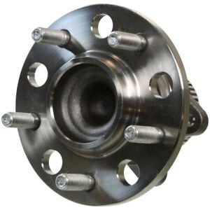 Wheel Bearing and Hub Assembly Rear Moog 512437