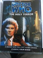 Very Rare The Holy Terror Dr Who Cassette New