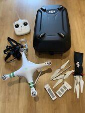 drone dji phantom 3 + ACCESSORI