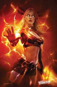 INFERNO #1 SHANNON MAER NYCC VARIANT LIMITED TO 1000 COPIES