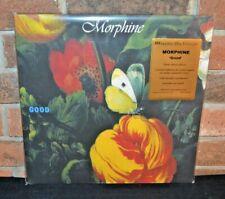 MORPHINE - Good, Ltd Import 180G WHITE COLORED VINYL LP Foil #'d Jacket New!