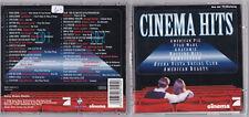 Cinema-Hits (Queen, Aerosmith, Ben E. King...) 2xcd COLONNA SONORA OST NEAR MINT