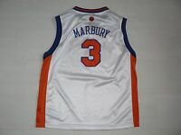 724cf5588f49 4.9 5 NEW YORK KNICKS  3 STEPHON MARBURY BASKETBALL NBA ADIDAS JERSEY SIZE  YOUNG