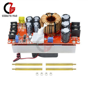 DC-DC 1500W 30A Boost Converter Step up Power Supply Module Constant Current