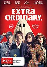 Extra Ordinary (DVD) Maeve Higgins Barry Ward NEW/SEALED