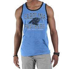 NFL Carolina Panthers Men's Blue Till dawn Tank Top, X-Large