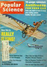 1968 Popular Science Magazine: Spirit of Saint Flying Machine/Antifreeze