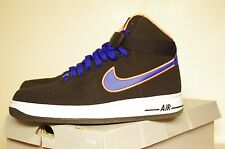 NIKE AIR FORCE 1 HIGH 07 – GAME ROYAL – BRIGHT MANGO – BLACK SIZE 11 NEW WITH BO