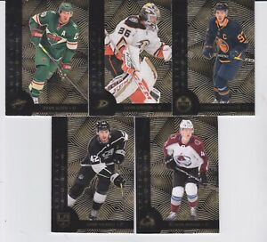 2020/21 UPPER DECK ARTIFACTS AURUM  JOHN GIBSON  #A-22UNSCRATCHED