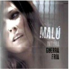 MALU - INTIMA GUERRA FRIA - CD+DVD [CD]