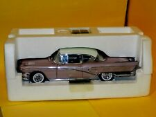 1958 Buick Limited Riviera Coupe SUN STAR PLATINUM COLLECTION 4801 1:18