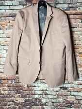 J Ferrar Mauve/pink Blazer Slim Fit Men's See Sizing Desc. 42inch Suit Jacket