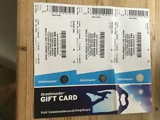 3 X Stone Roses Tickets - Leeds Arena - 21st June 2017 - Seated.