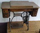 Vintage Singer sewing machine