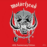 Motörhead : Motörhead: 40th Anniversary Edition CD 40th Anniversary  Album