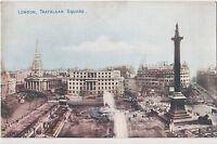 POSTCARD  LONDON  Trafalgar Square