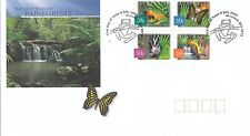 "2003 Nature of Australia ""Rainforests"" FDC - Gummed"