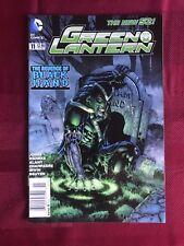Green Lantern 11 NEWSSTAND VARIANT EDITION New 52 DC COMICS VF/NM
