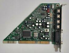 Aztech Multimedia Pro-16V ISA Soundkarte (HP, I38-SN96116, AZT-2320, 1998)