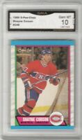 1989-90 O-Pee-Chee #248 Shayne Corson RC | Graded GEM MINT 10