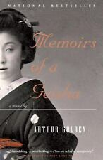 Memoirs of a Geisha Fascinating Book by Arthur Golden 1999 Paperback: $10.00