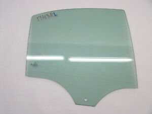 2003 MERCEDES C240 REAR LEFT NO TINT GLASS OEM 01 02 03 04 05 06 07