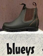 Blue Heeler Boots, Stiefelette, Modell Wombat blueys, guinness-braun, B-Ware