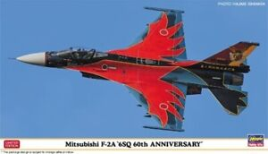 "Hasegawa 1/72 Mitsubishi F-2A ""6SQ 60th ANNIVERSARY"" H02331 Plastic Model Kit"