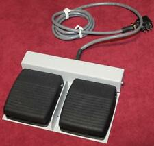 Aquilne 971-SWM Linemaster Acuson 08266797 Foot Switch Pedal ~Free Shipping!~