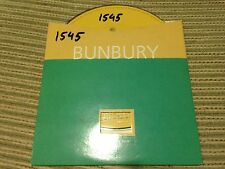 BUNBURY HEROES DEL SILENCIO CD SINGLE EL VIENTO A FAVOR RADIO EDIT CARD SLEEVE