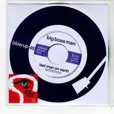 (FO399) Big Boss Man, Last Man On Earth - 2014 DJ CD