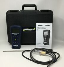 Bacharach 0019-8117 Monoxor Plus Carbon Monoxide Analyzer Monitor with Case
